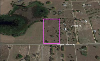 Groveland Residential Lots & Land For Sale: Empire Church Rd
