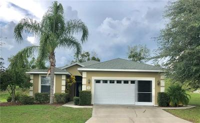 Umatilla Single Family Home For Sale: 91 Fairway Circle