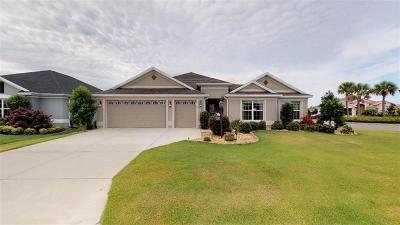 The Villages Single Family Home For Sale: 1638 Quaker Court