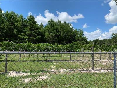 Webster Residential Lots & Land For Sale: Cr 478
