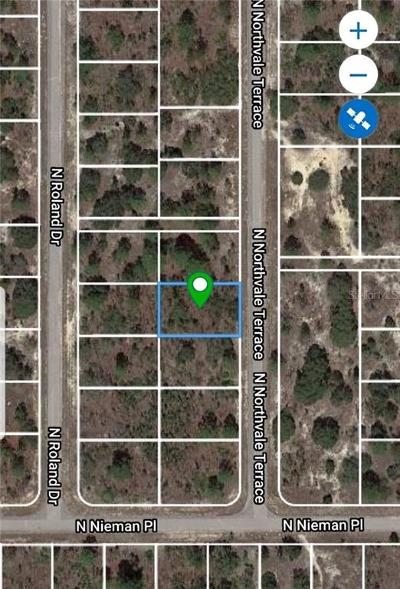 Residential Lots & Land For Sale: 6548 N Northvale Terrace