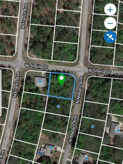 Residential Lots & Land For Sale: 10764 N Mataro Avenue