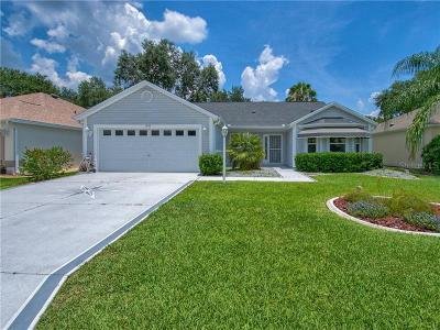 The Villages Single Family Home For Sale: 1350 Camero Drive