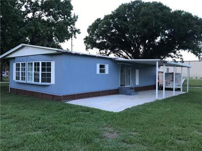 Bartow Mobile/Manufactured For Sale: 1416 Carlton Parkway