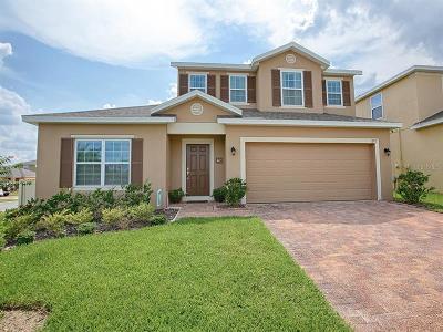 Minneola Single Family Home For Sale: 1701 Bonser Road