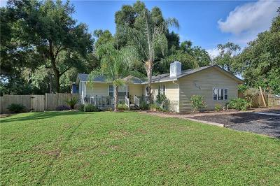 Ocala Single Family Home For Sale: 7540 SW 79th Place