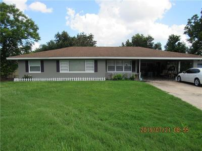 Clermont Single Family Home For Sale: 550 E Desoto Street