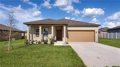 Mascotte Single Family Home For Sale: 15582 Merlin Avenue