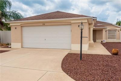 Rental For Rent: 778 Enola Place