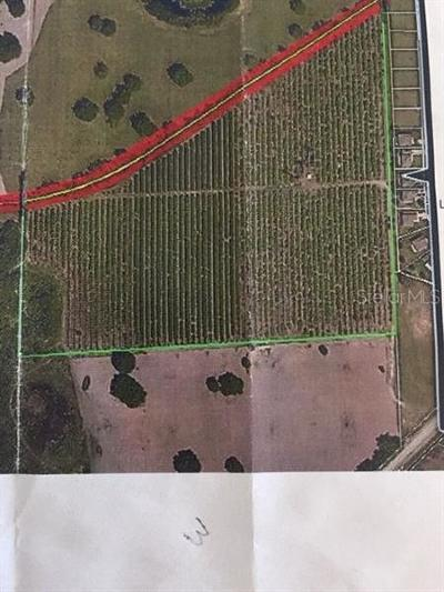 Mascotte Residential Lots & Land For Sale: Bay Lake Road