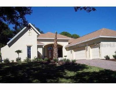 Lady Lake Single Family Home For Sale: 39035 Griffin Lndg