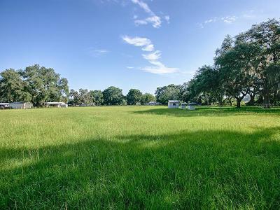 Webster Residential Lots & Land For Sale: 10200 Cr 749