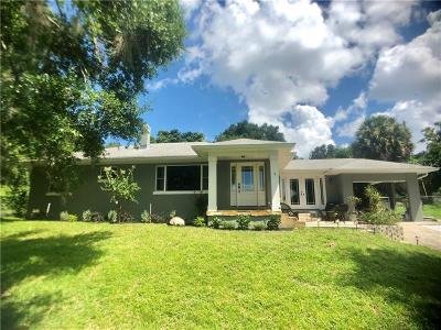 Clermont Single Family Home For Sale: 370 Crystal Lake Drive
