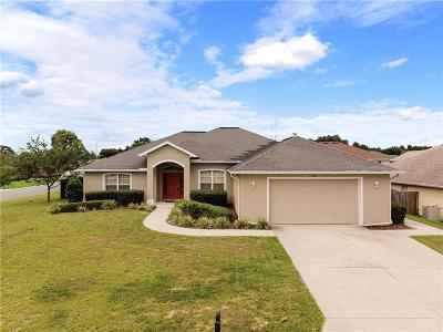 Ocala Single Family Home For Sale: 6811 SE 11th Place