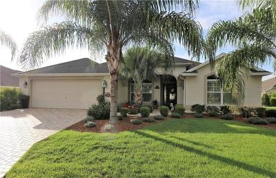 The Villages Single Family Home For Sale: 1934 Little Lane