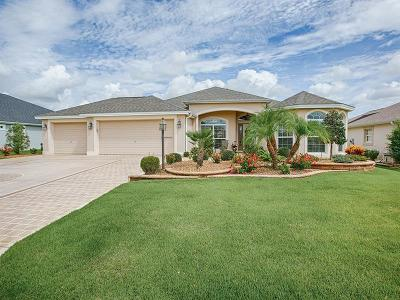 The Villages Single Family Home For Sale: 1711 Florahome Way