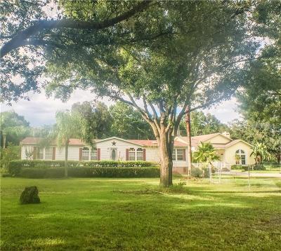 Lakeland Multi Family Home For Sale: 1835 Mann Road