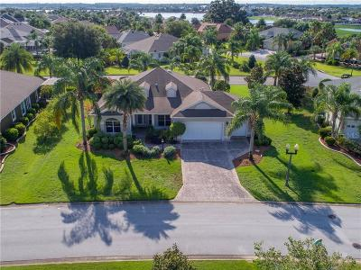 The Villages Single Family Home For Sale: 1284 Blease Loop