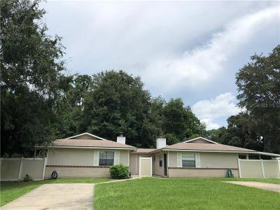 Belleview Multi Family Home For Sale: 12055 SE 61st Court #All Unit
