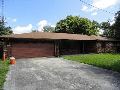 Leesburg Single Family Home For Sale: 11243 Ocklawaha Drive