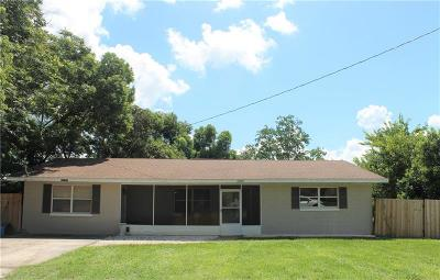 Umatilla Single Family Home For Sale: 37148 Turner Drive