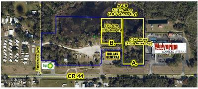 Residential Lots & Land For Sale: Hwy 44 Road