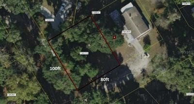 Residential Lots & Land For Sale: Cr 453
