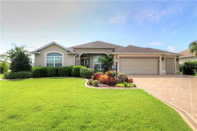 The Villages Single Family Home For Sale: 1406 Nugget Place