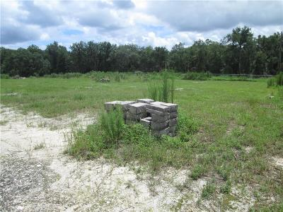 Lady Lake Residential Lots & Land For Sale: Rolling Acre/Anderson Lane