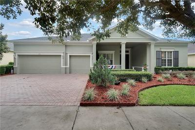Groveland Single Family Home For Sale: 194 Crepe Myrtle Drive