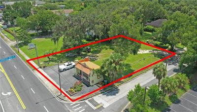 Commercial For Sale: 942 E Silver Springs Boulevard