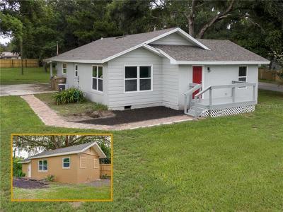 Fruitland Park Single Family Home For Sale: 4153 Picciola Road