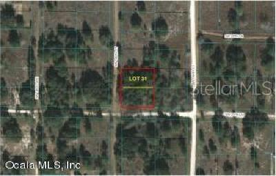 Residential Lots & Land For Sale: 0 SW 145th Court #LOT 31