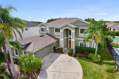 Clermont, Kissimmee, Orlando, Windermere, Winter Garden, Davenport Single Family Home For Sale: 14627 Cableshire Way