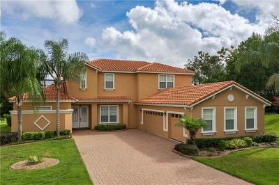 Clermont Single Family Home For Sale: 11421 Cypress Bay Street