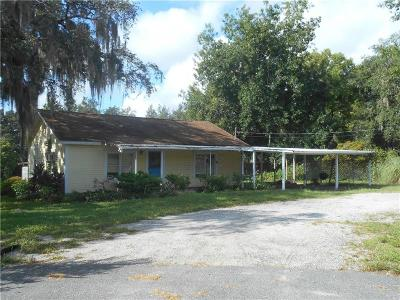 Clermont Single Family Home For Sale: 15810 County Road 565a