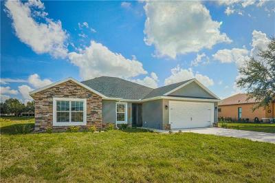 Umatilla Single Family Home For Sale: Tbd Lot 120 Lakeview Court
