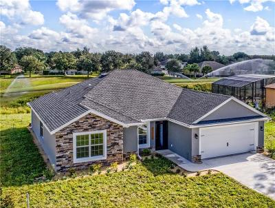 Eustis Single Family Home For Sale: Lot 9 Apricot Avenue