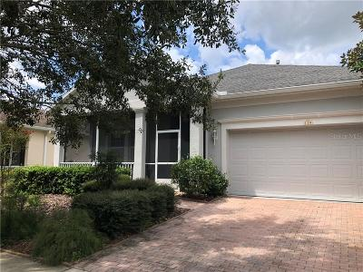 Groveland Single Family Home For Sale: 119 Crepe Myrtle