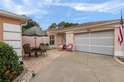 Villa For Sale: 862 Robles Avenue
