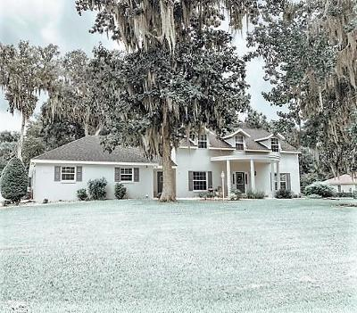 Ocala Single Family Home For Sale: 8133 SE 12th Ct
