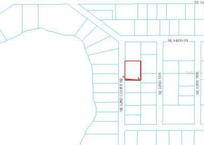 Residential Lots & Land For Sale: SE 32nd Ct Rd SE 32nd Ct Rd