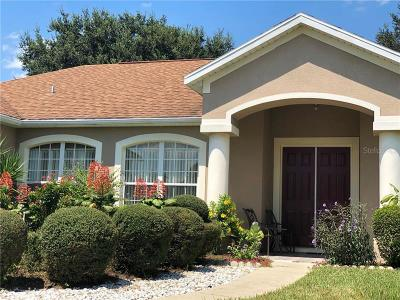 Minneola Single Family Home For Sale: 405 Shady Pine Court