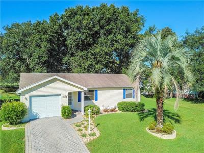 The Villages Single Family Home For Sale: 1503 Hillcrest Drive
