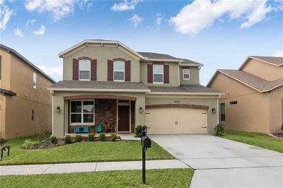 Minneola Single Family Home For Sale: 5028 Torchwood Drive
