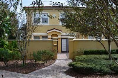 Davenport Townhouse For Sale: 2834 Bella Vista Drive