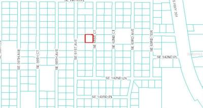 Residential Lots & Land For Sale: SE 61st Ct