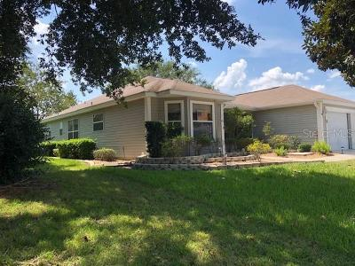 The Villages Single Family Home For Sale: 604 San Marino Drive