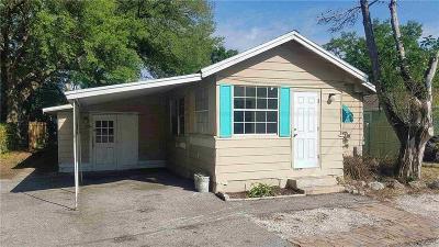 Bradenton Single Family Home For Sale: 719 35th Street W