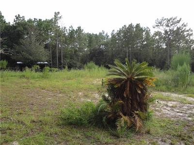 Belleview Residential Lots & Land For Sale: 9930 SE 121st Place